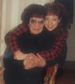 Me and Sara Lee Thanksgiving at Saybrook Lane