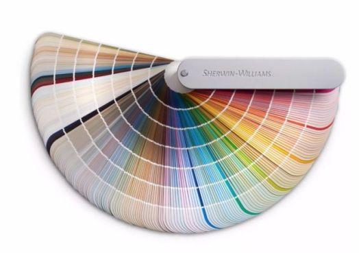 SW Paint Fan Deck