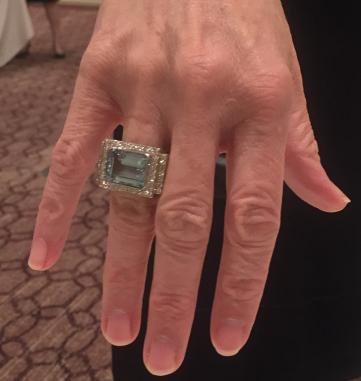 Aquamarine Ring 2