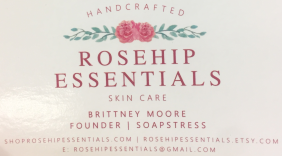Rosehip Essentials Business Card cropped